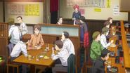 Restaurant Yukihira (Interior)