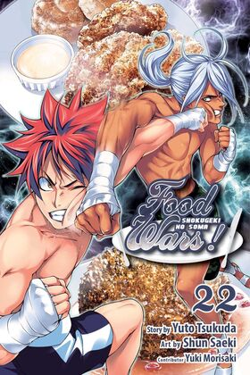Food Wars Volume 22