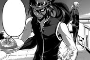 Ryo provokes Akira