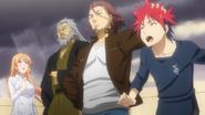 Senzaemon & Joichiro Step In