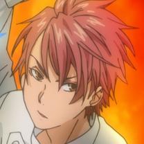 Young Kojirō Shinomiya mugshot (anime)