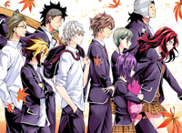 Diez Elite de Totsuki HD