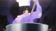 Nao boils her black Roux (anime)