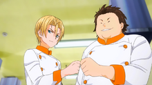 Takumi and Isami pass Hinako's test