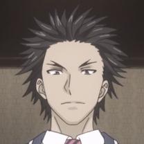 Gin Dojima young mugshot (anime)