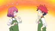Hisako & Soma stagiaire