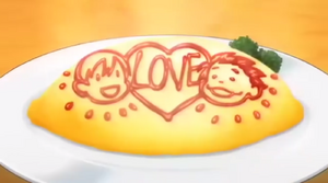 The Aldini Brothers Omurice