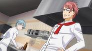 Annoyed Kojiro