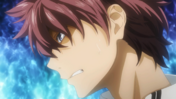 Shun's eyes (anime)