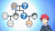Soma and the Nakiri Family Tree