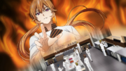 Erina in complete control (anime)
