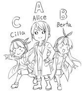 Alice berta cilla