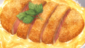Beef Cutlet Don