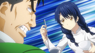 Shigemichi vs Megumi