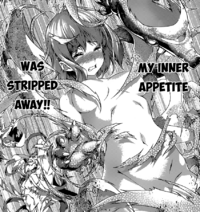 Hisako defeated by Kebab