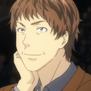 Yoshiki Bitō mugshot (anime)