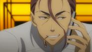 Jōichirō teases Sōma (anime)