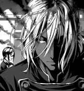 Akira furious