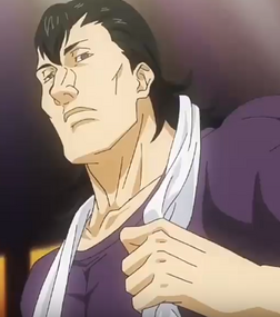 Tosuke Megishima Anime