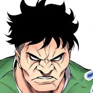 Shigemichi Kumai mugshot