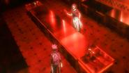 Jōichirō tests Sōma (anime)