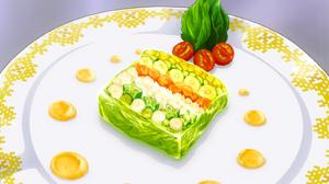 Nine Vegetable Terrine (anime)