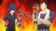 Shoko vs Tosuke