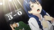 Megumi defeats Shigemichi