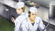 Stagiaire Shoji & Daigo