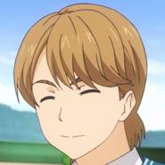 Yoshiaki Nikaidō mugshot (anime)