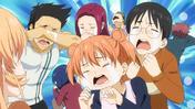 The Polar Star cries for Erina (Anime)