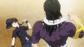 Tosuke defeats Shoko