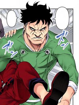 Shigemichi Kumai