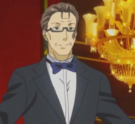 Tokihiko Sakuma (anime)
