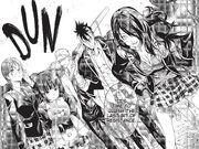 Sōmei and the rest of Elite begun the Survivor's Surge