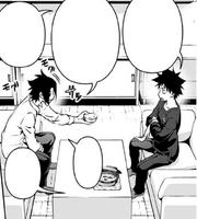 Soma compara platillos junto a Kurokiba Manga HD