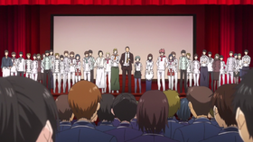 Totsuki Alumni (anime)