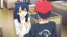 Soma and Megumi become friends