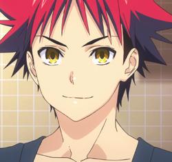 Soma Yukihira Anime HD