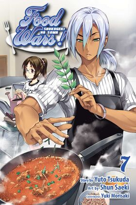 Food Wars Volume 7