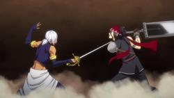 Akira vs. Ryo Round 2 (anime)