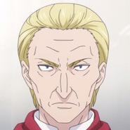 Roland Chapelle mugshot (anime)
