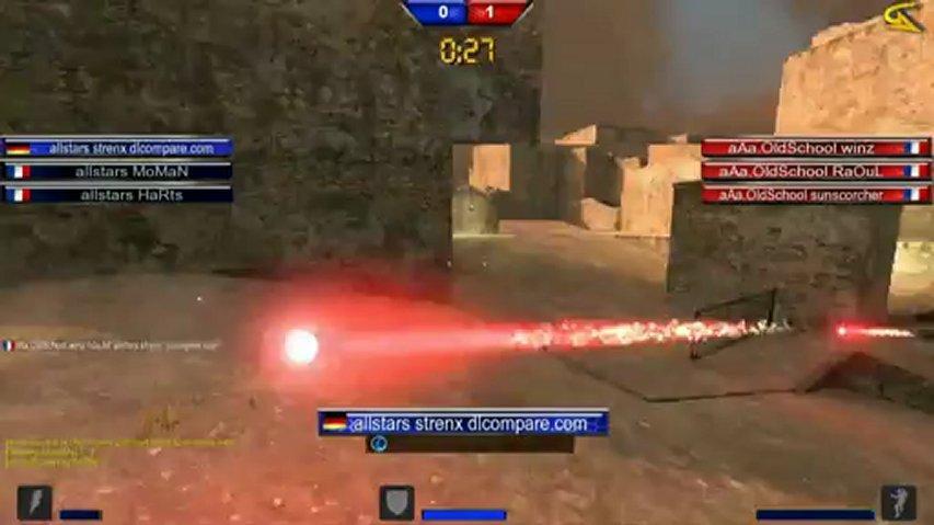 Shootmania - Finale *aAa* vs All Stars