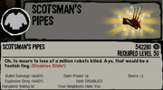 Back - Scotsman's Pipes