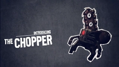 Chopper trailer