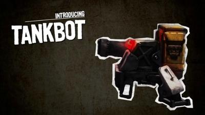 Tankbot trailer