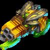 Guns Hornet Stinger Blueprint