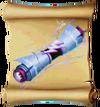 Spells Lightning Scroll Blueprint