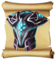Armors Arcane Guard Blueprint.png