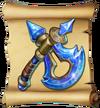Axes Initiate's Reaver Blueprint